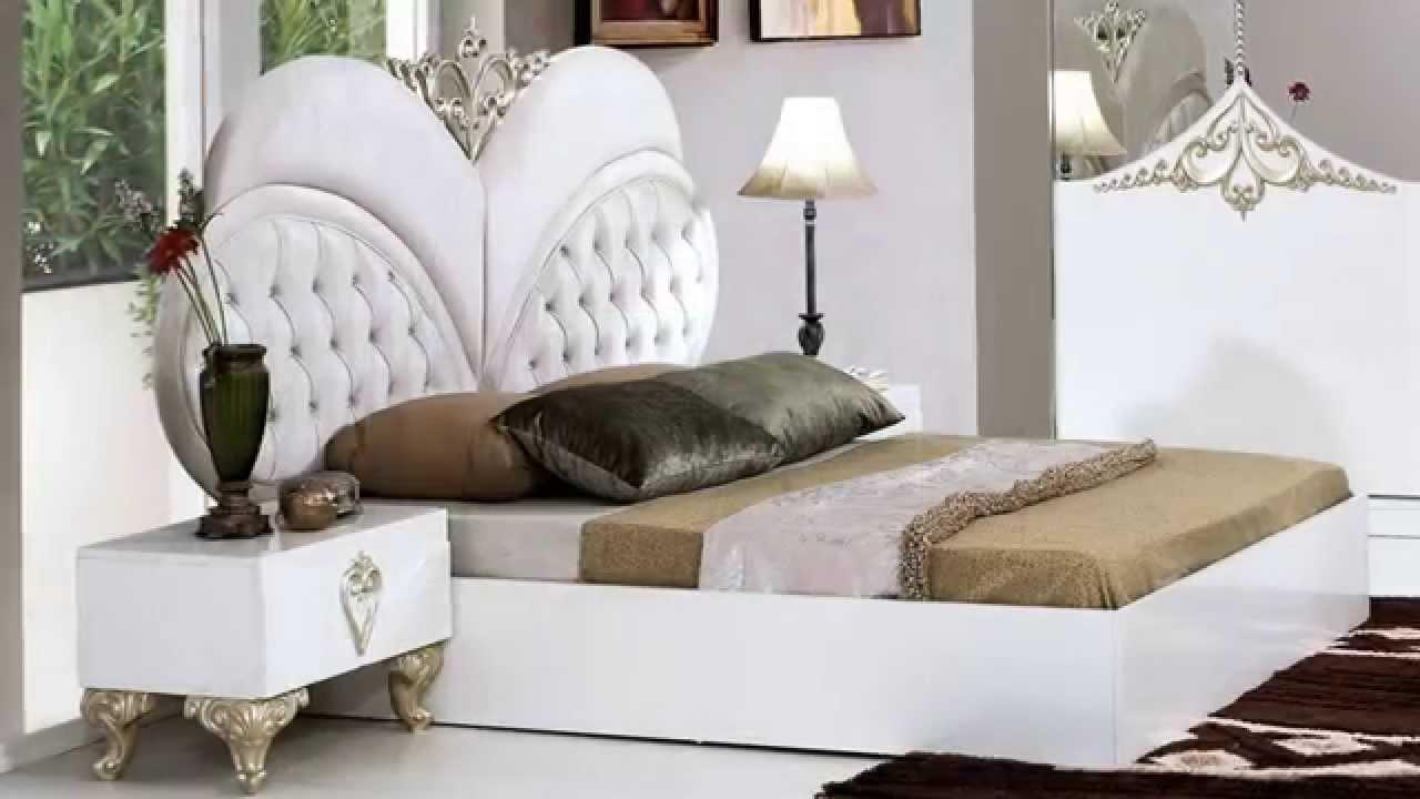 2017 modern yatak odas modelleri ev dekorasyonu ve yeni modeller - Varakli 2017 Kelebek Mobilya Yatak Odasi Ve Fiyatlari Modern Yatak Odas Dekorasyon Fikirleri