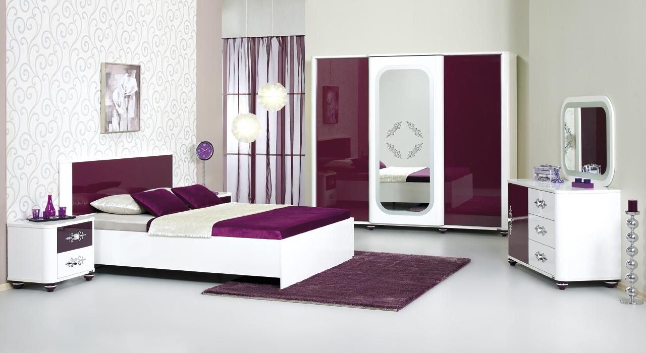2017 modern yatak odas modelleri ev dekorasyonu ve yeni modeller - 2017 Yatak Odasi Modelleri