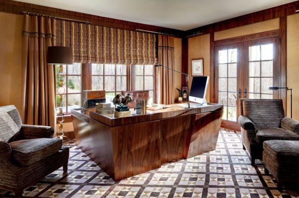 klasik büro masaları 2018