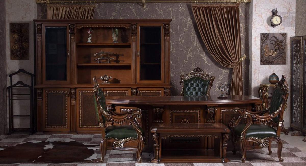 klasik büro mobilyaları 2018