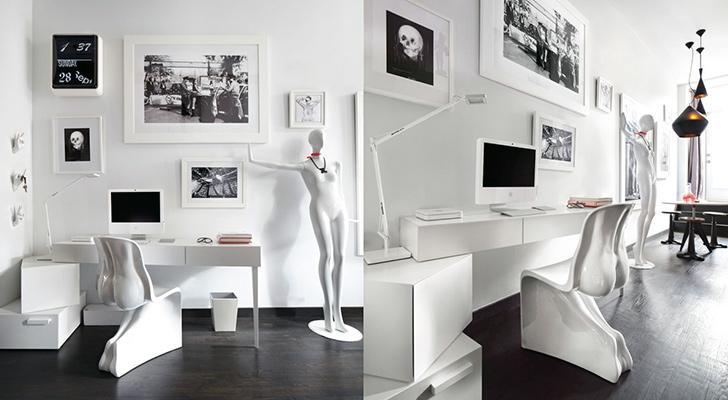 modern tasarım ofis modelleri