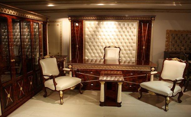 ofis mobilyaları klasik