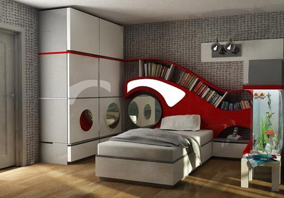 en iyi genç odası dekorasyonu fikirleri
