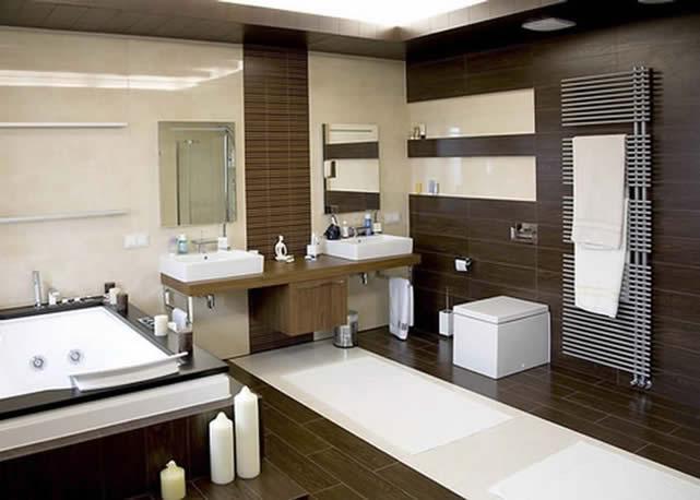 büyük banyo