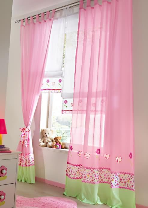 çocuk-odası-perde-modelleri