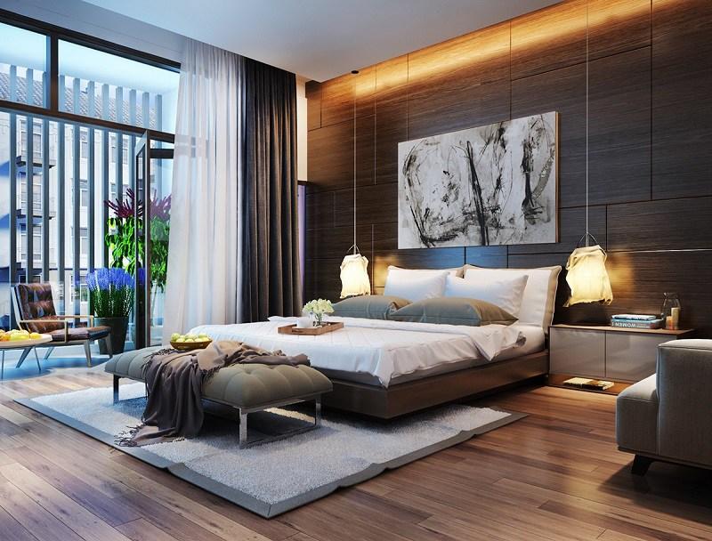 2018 yatak odası aydınlatma modelleri
