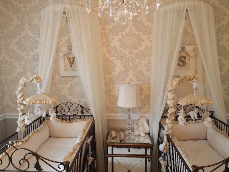 ikiz bebek odası