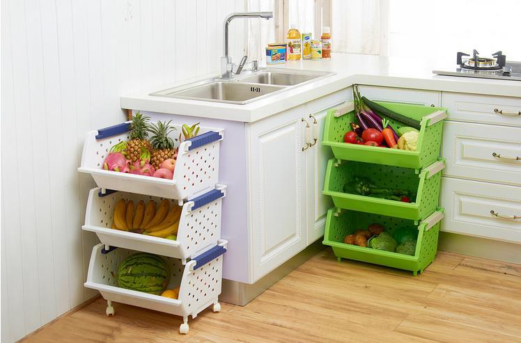 Plastic-storage-box-fruit-storage-bin-kitchen-plastic-container-storage-drawers-6-color-creative-kitchen