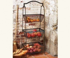 torrione-basket-stand-for-vintage-character-and-space-efficiency-this-three-tiered-basket-stand-is-great-for-everything-from-fresh-fruit-and-vegetables-to-linens-and-tool-storage-the-metal-frame-and-b