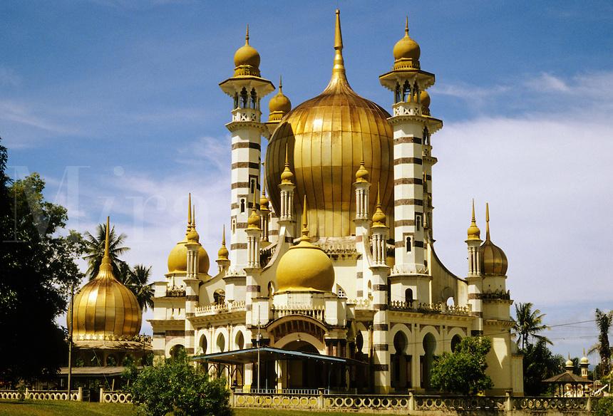 ubudiah+mosque+perak+malaysia