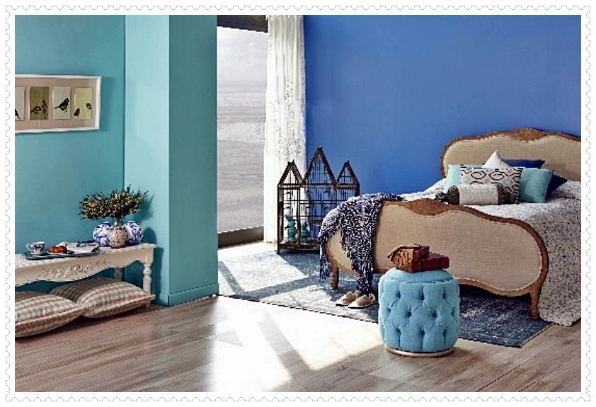 Filli Boya Yatak Odası Iki Duvar Rengi Kombinasyonu Fikirleri Ile