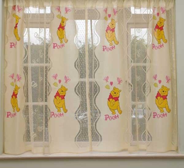 Pooh-Desenli-Taç-Marka-Bebek-Odası-Perde-Modeli