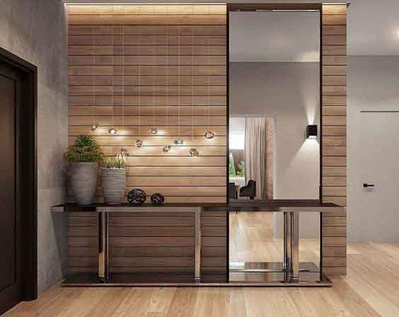 Hi modas ge meyecek antre dekorasyon fikirleri decobaz for Mobili wooden art