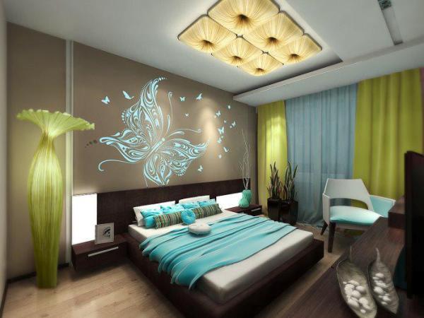 kaplama-modern-dizayn-yatak-odaları