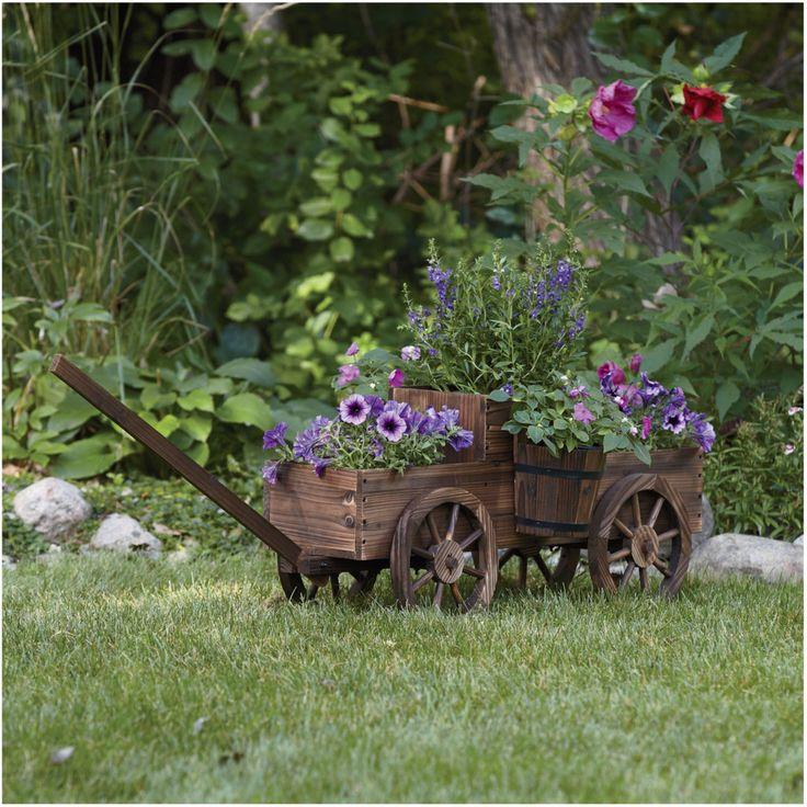 mükemmel bahçe saksıları