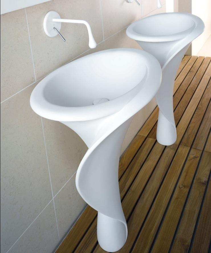 sıradışı lavabo modellri