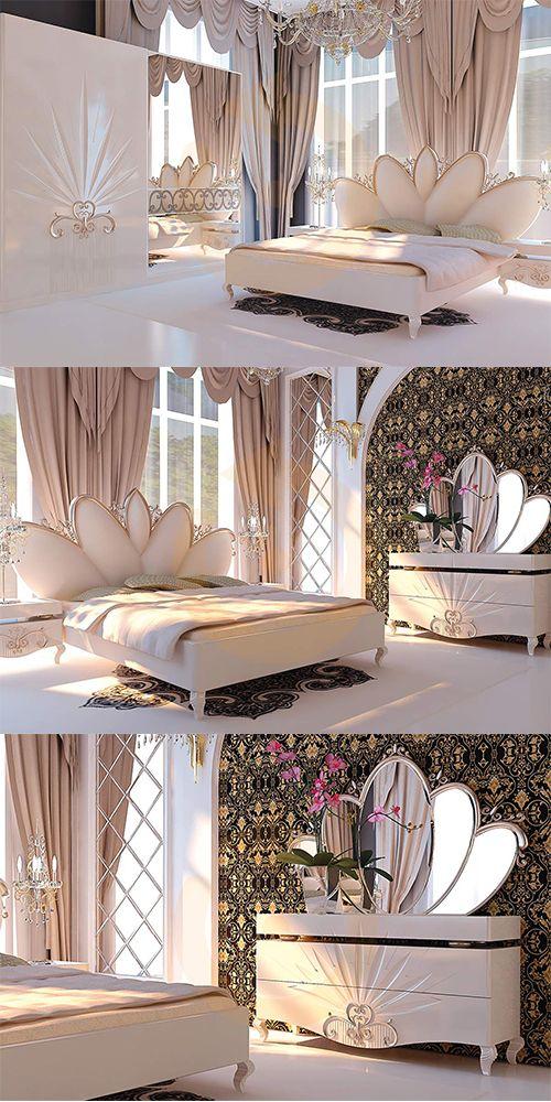 Avangard yatak odası takımları,