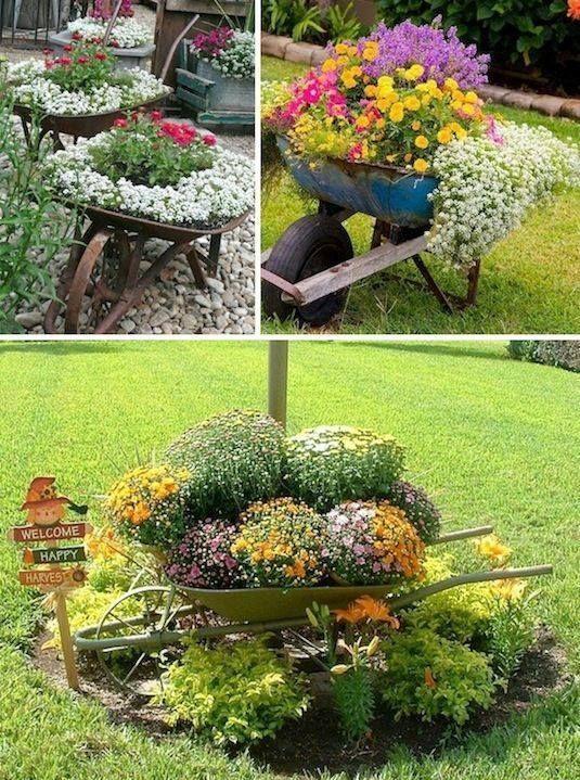 bahçe dekorasyon ögeleri