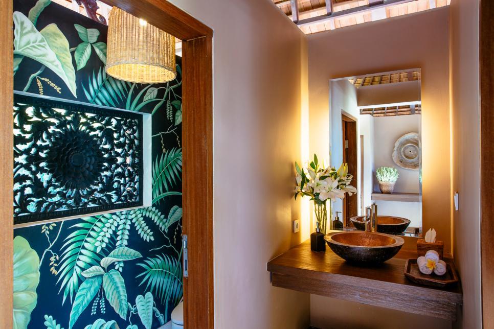 Tropikal Banyo fikirleri