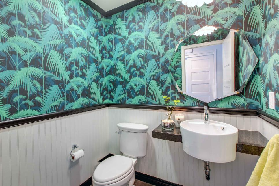 Tropikal Banyo Modelleri