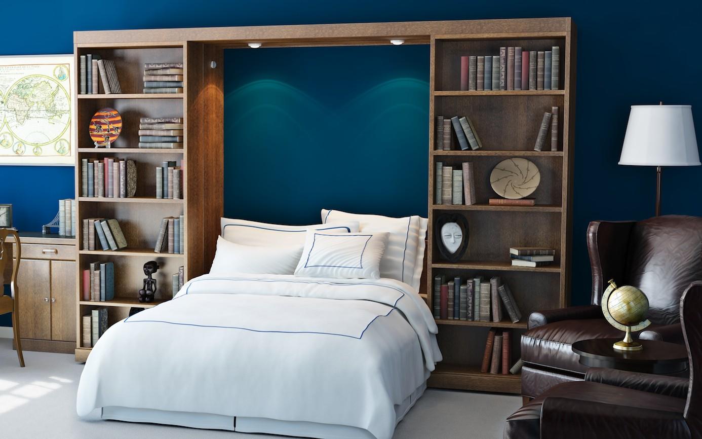 Fonksiyonel duvar dibi yatak modelleri,