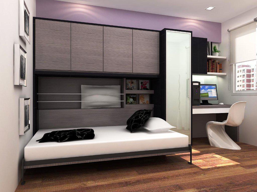 Fonksiyonel duvar dibi yatakları