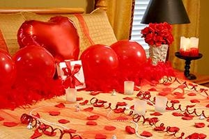 Romantik Yatak Odası ,ü