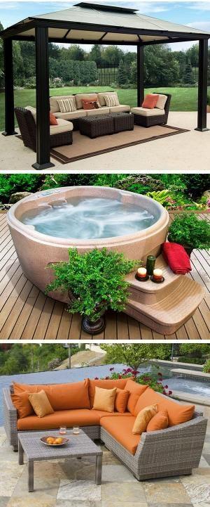 bambu bahçe mobilya modelleri
