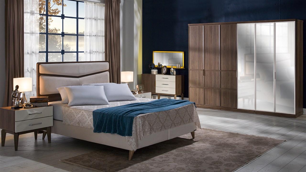 bellona lantes modeli yatak odası modeli