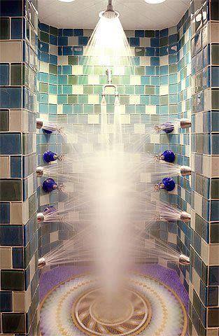 duş örnekleri,
