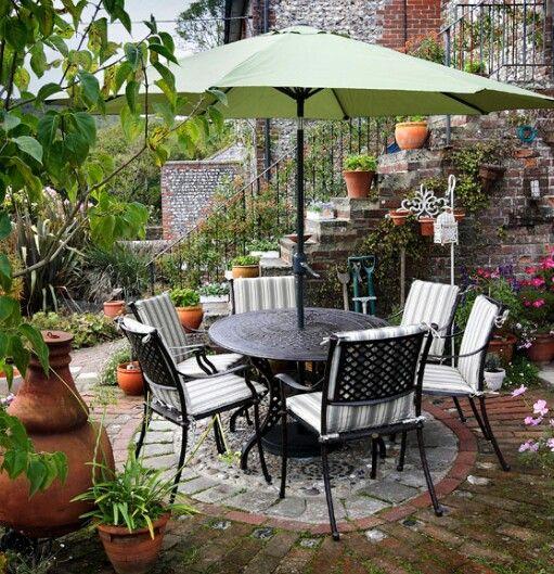 hoş bahçe mobilya modelleri