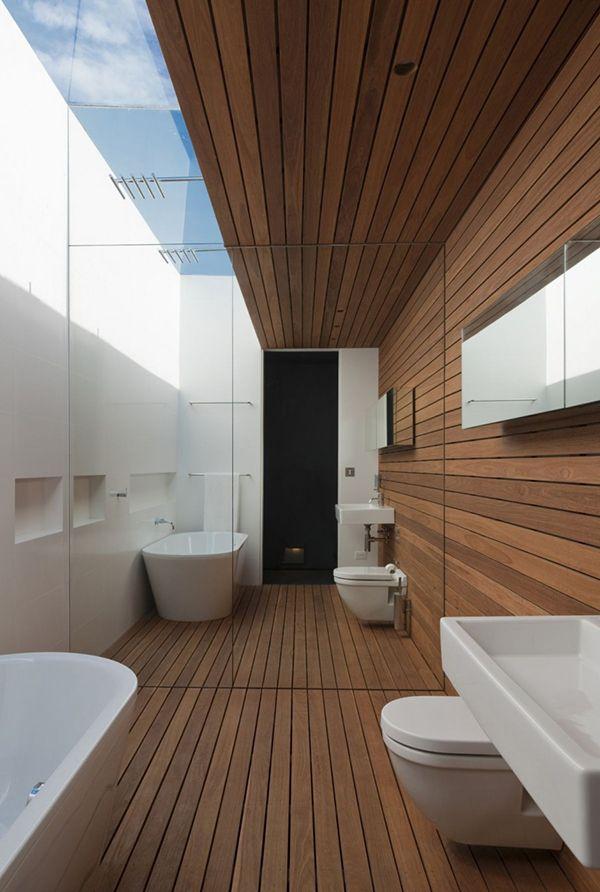 mükemmel ahşap banyo dekroasyonu