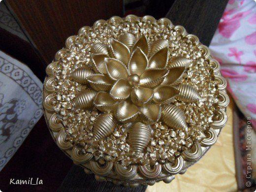 makarnadan dekoratif eşya yapımı