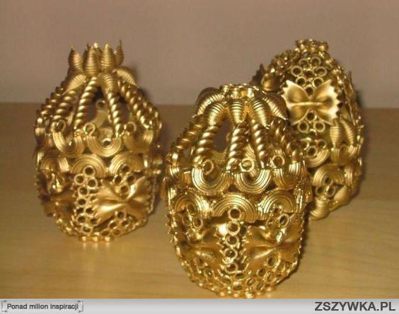 makarnadan dekoratif kavanoz yapımı