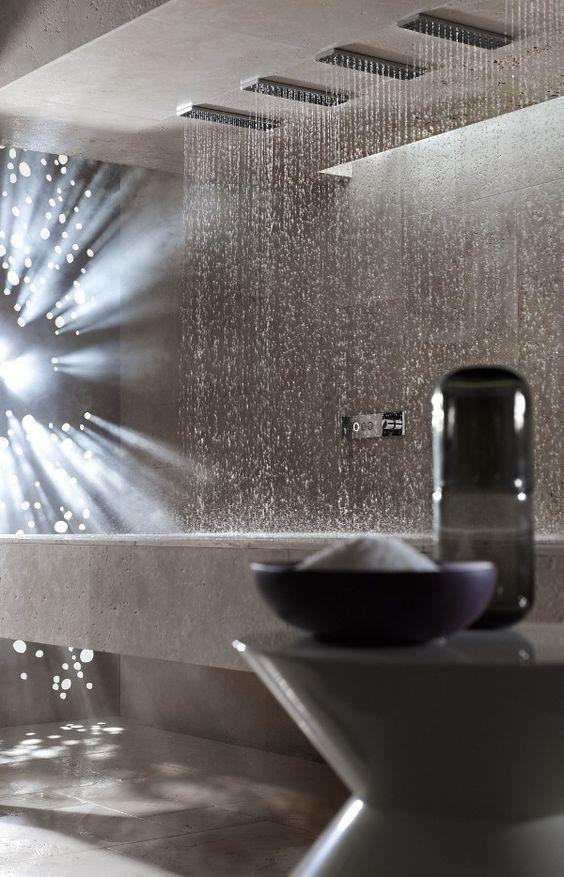 modern duş modelelri