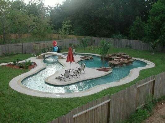 Özel Havuz Tasarımları