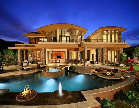 Bahçeli Ev Ve Villalara Özel Havuz Tasarımları