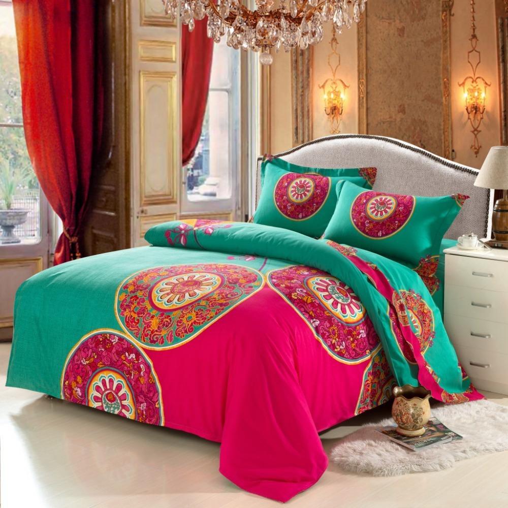 Bohem yatak odası seti
