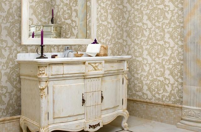 Modern bathroom - home interior