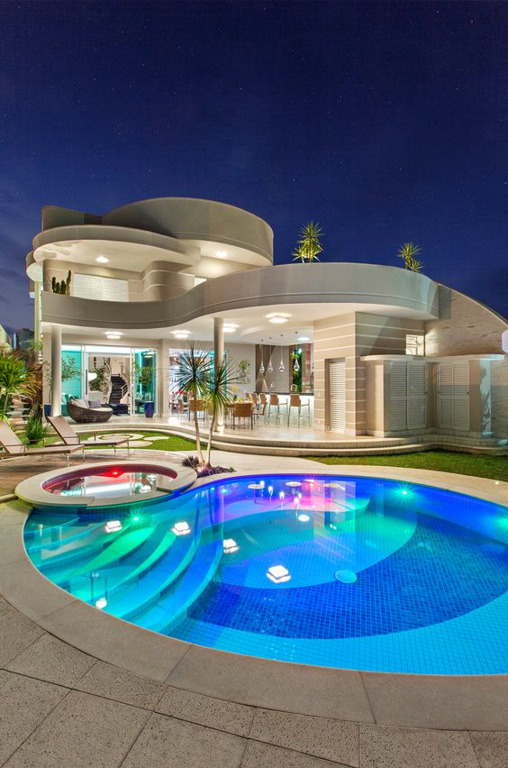 Villalara Özel Havuz Tasarımları