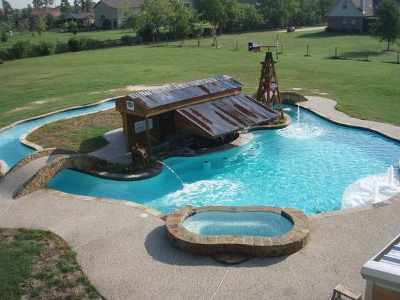 mükemmel Bahçeli Ev Ve Villalara Özel Havuz Tasarımları