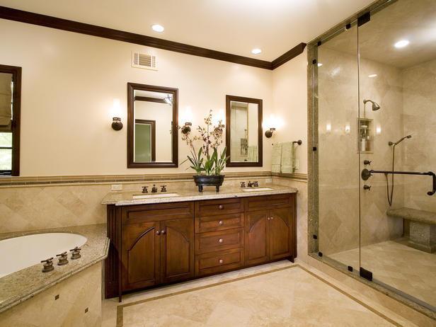 lüks mermer trend banyo dekorasyonları