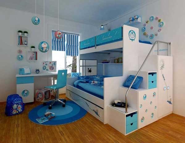 Ranzalı Çocuk Odaları Dekorasyonu (1)