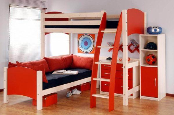 denizci ranzalı genç odası modelleri
