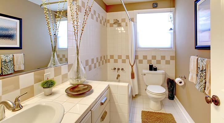 trend banyo dekorasyon fikirleri