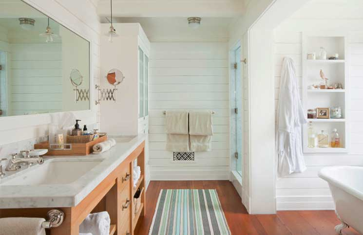 en güzel trend banyo dekorasyonları