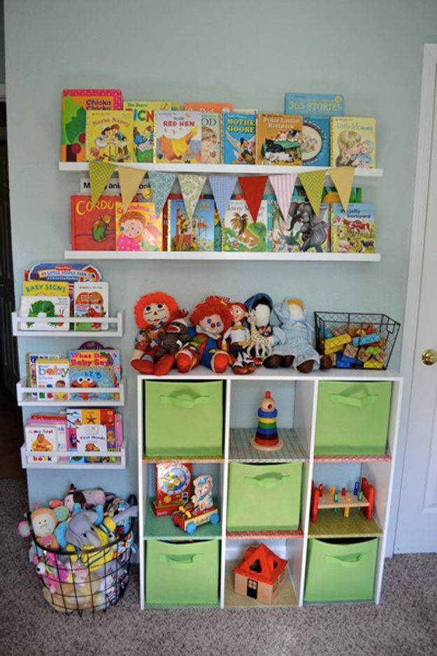 Çocuğunuzun Oyuncaklarının Toplu Durması İçin Öneriler (2)