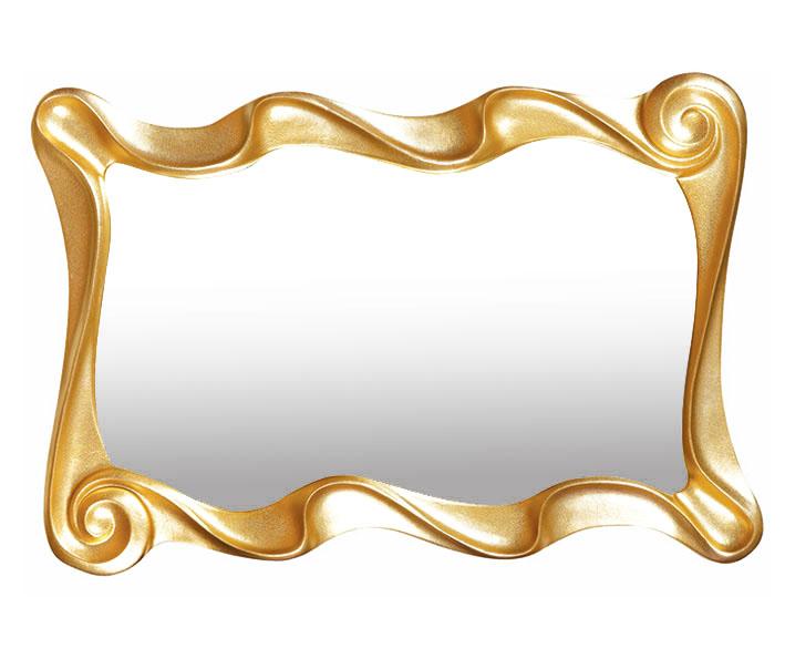 en güzel altın yaldızlı ayna modelleri