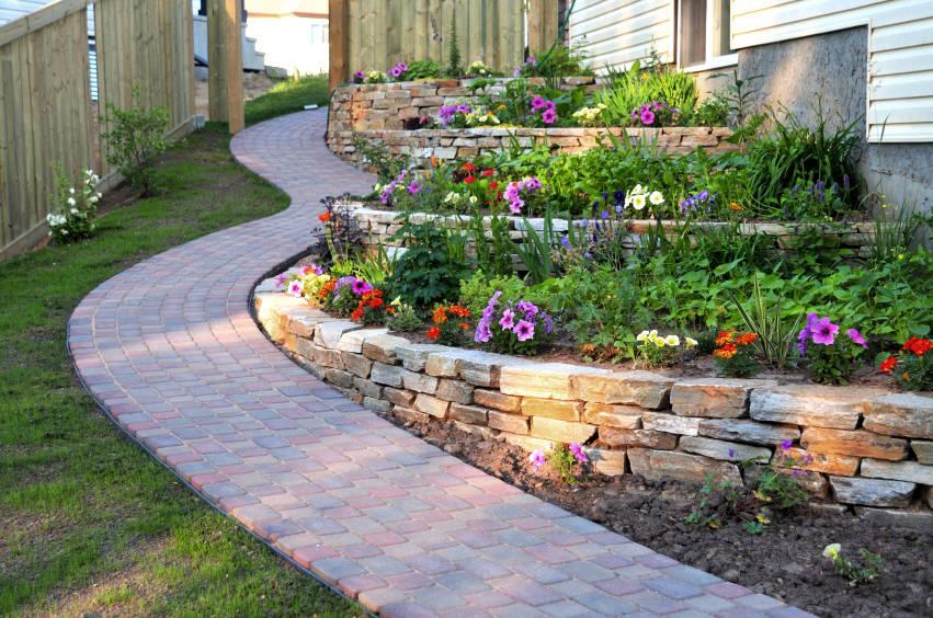 Bahçe Dekorasyonunda İlginç Fikirler (1)