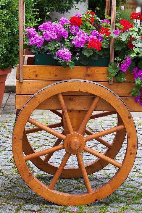 Bahçe Dekorasyonunda İlginç Fikirler (12)